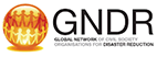 The Global Network of Civil Society Organisations for Disaster Reduction (GNDR) Logo