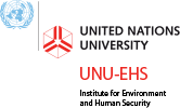 The United Nations University – Institute for Environment and Human Security (UNU-EHS) logo