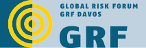 The Global Risk Forum Davos (GRF) logo
